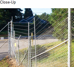 Fence Visible