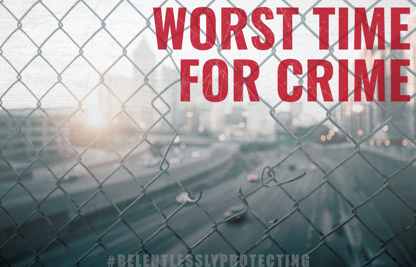 Worst Time for Crime