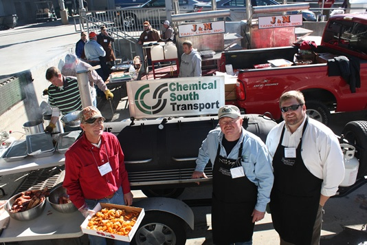 2015 Taste of Trucking-GMTA Members
