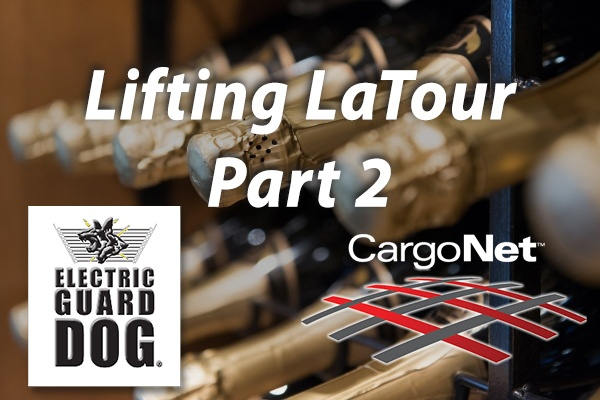 Lifting LaTour Electric Guard Dog CargoNet