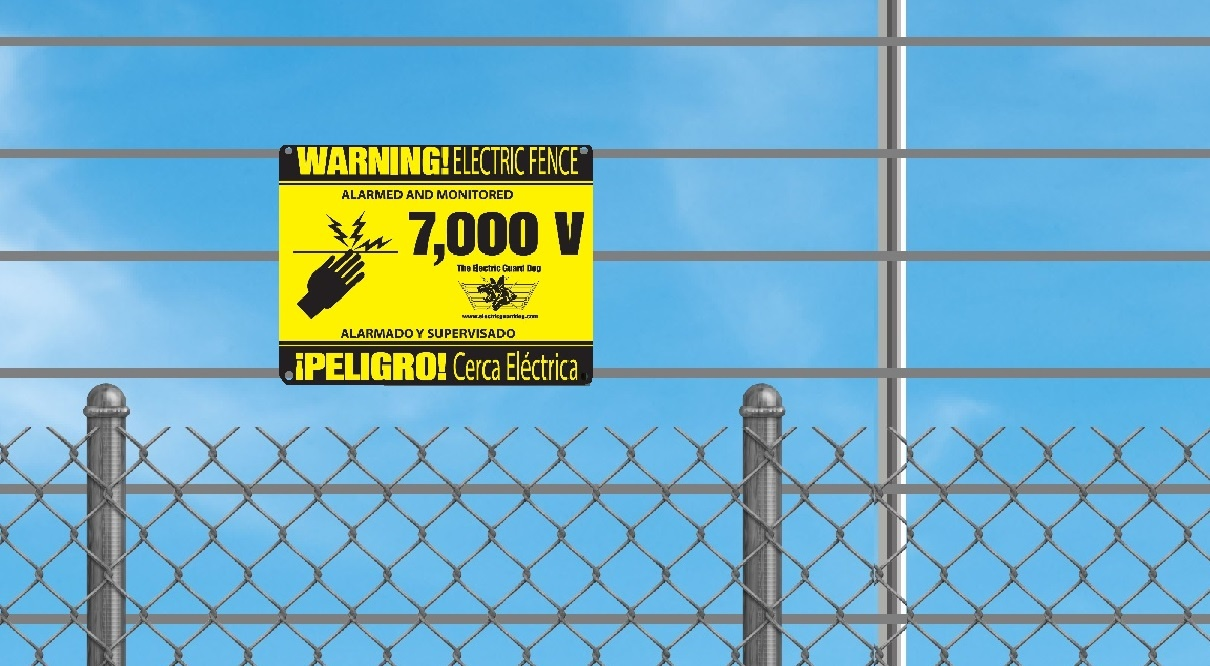 A Reliable Security System & Fence